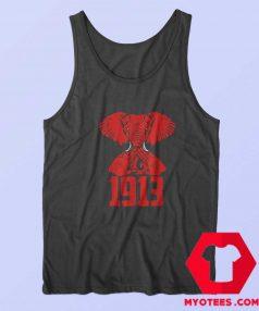 Delta 1913 Sorority Sigma Friend Paraphernalia Tank Top