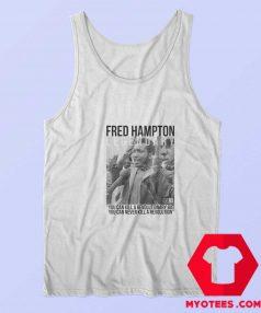 Fred Hampton Legendary Graphic Unisex Tank Top