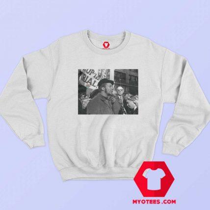 Fred Hampton The Rising Star Black Panther Sweatshirt