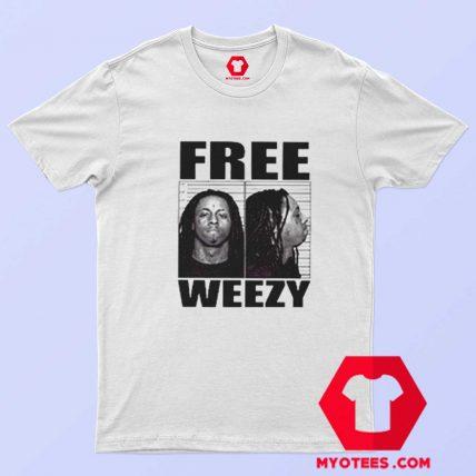 Free Weezy Lil Wayne Rapper Unisex T Shirt