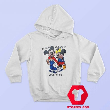 Good To Go Mickey Mouse Unisex Hoodie