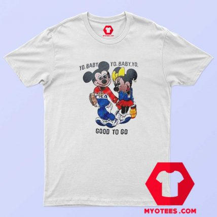 Good To Go Mickey Mouse Unisex T Shirt