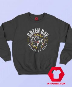 Green Day Revolution Radio Unisex Sweatshirt