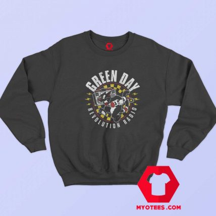 Green Day Revolution Radio Unisex Sweatshirt