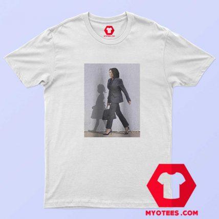 Kamala Harris And Little Shadow Unisex T Shirt