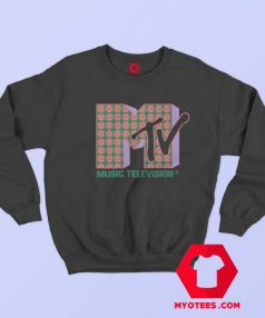 Lady Gaga Chromatica MTV Logo Sweatshirt