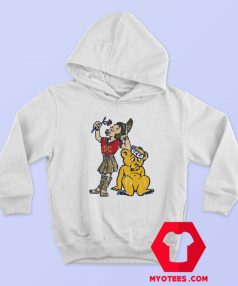 Mascots Usc Vintage Rivalry California Hoodie