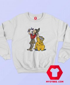 Mascots Usc Vintage Rivalry California Sweatshirt
