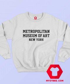 Metropolitan Museum of Art New York Sweatshirt
