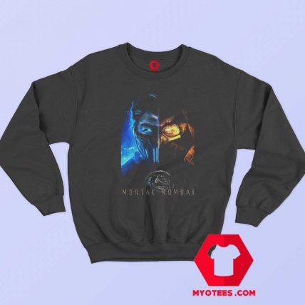 Mortal Kombat 2021 Movie Poster Unisex Sweatshirt