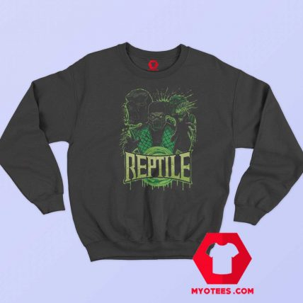 Mortal Kombat Team Reptile Unisex Sweatshirt