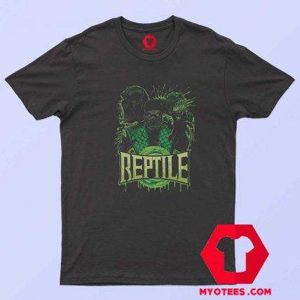 Mortal Kombat Team Reptile Unisex T Shirt