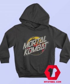 Mortal Kombat With a Little Skateboard Style Hoodie