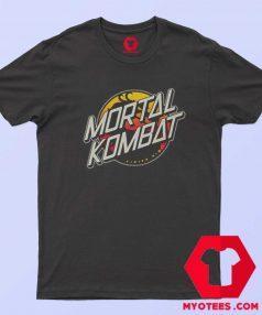 Mortal Kombat With a Little Skateboard Style T Shirt