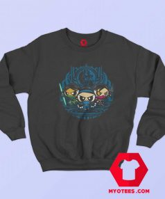 Mortal Kombat x The Powerpuff Girls Sweatshirt