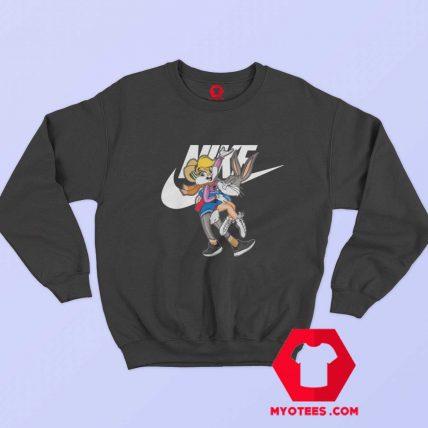 Nike Bugs And Lola Bunny Funny Unisex Sweatshirt