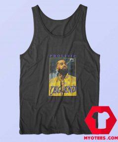 Nipsey Hussle Prolific Legend Hip Hop Rap Tank Top