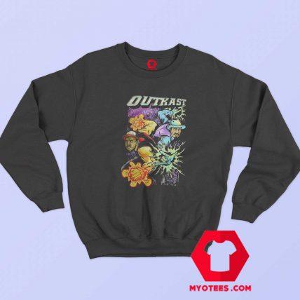 Outkast Vintage Element Grpahic Unisex Sweatshirt