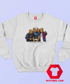 Paid In Full Bears Retro Kings Unisex Sweatshirt