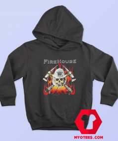 Rare Vintage Firehouse World Tour 1992 Hoodie
