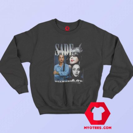 Sade Singer Songwriter Album Unisex Sweatshirt
