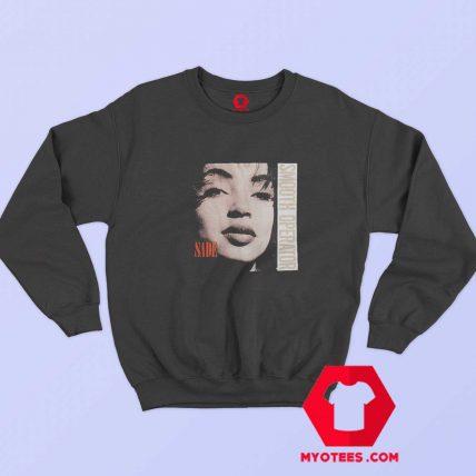 Sade Smooth Operator Diamond Life Album Sweatshirt