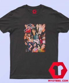 Selena Quintanilla Tejano Vintage 90s T Shirt