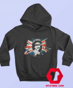 Sex Pistols Flag God Save The Queen Hoodie