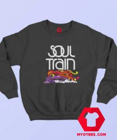 Soul Train Retro Funky Old TV Unisex Sweatshirt