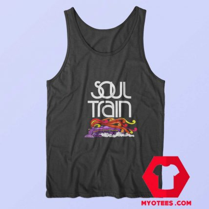 Soul Train Retro Funky Old TV Unisex Tank Top
