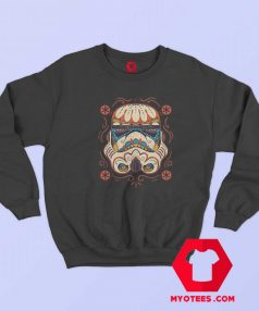 Star Wars Stormtrooper Sugar Skull Sweatshirt