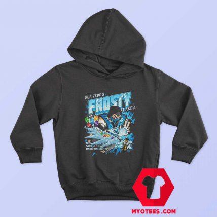 Sub Zezo Frosty Mortal Kombat Parody Funny Hoodie
