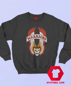 The Warriors Retro Movie USA 80s Sweatshirt