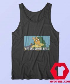 Vintage 90s Haters Gonna Hate Arthur Unisex Tank Top