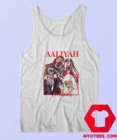 Vintage Aaliyah 1979 2001 Grpahic Unisex Tank Top