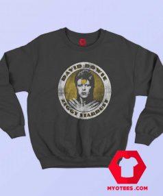 Vintage David Bowie Ziggy Stardust Unisex Sweatshirt