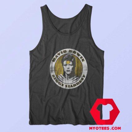 Vintage David Bowie Ziggy Stardust Unisex Tank Top