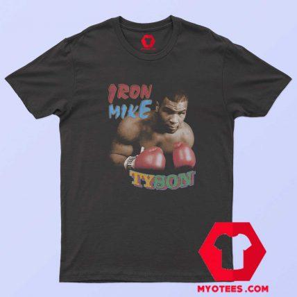 Vintage Iron Mike Tyson Grpahic Unisex T Shirt