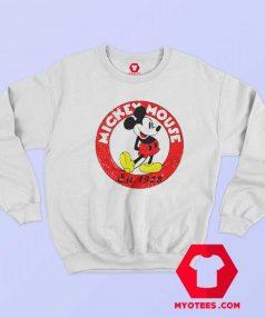 Vintage Mickey Mouse est 1928 Unisex Sweatshirt