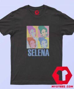 Vintage Retro Selena Quintanilla T Shirt
