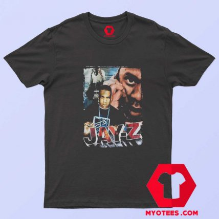 Vintage Style Jay z Hip Hop Rap Unisex T Shirt