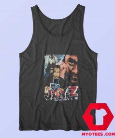 Vintage Style Jay z Hip Hop Rap Unisex Tank Top