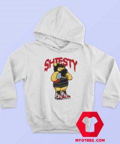 Vintage Winnie Pooh Shiesty Unisex Hoodie