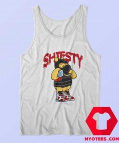 Vintage Winnie Pooh Shiesty Unisex Tank Top