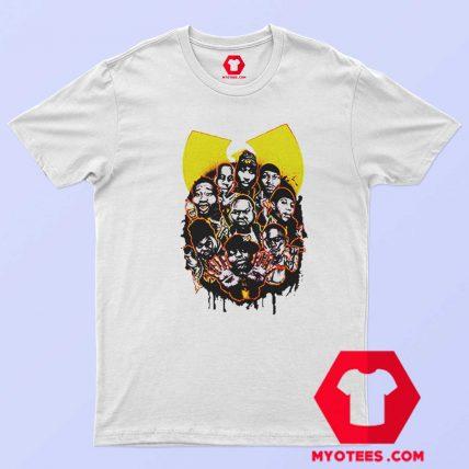 Vintage Wu Tang Clan NY Yankees Unisex T Shirt