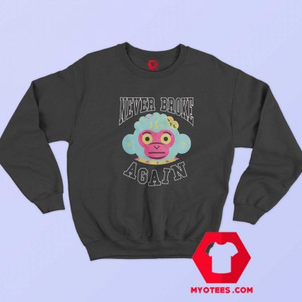 YoungBoy Never Broke Again Monkey Head Sweatshirt