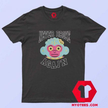 YoungBoy Never Broke Again Monkey Head T Shirt