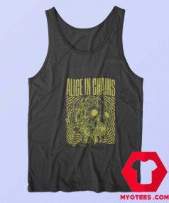 Alice In Chains Head Creep Vintage Unisex Tank Top