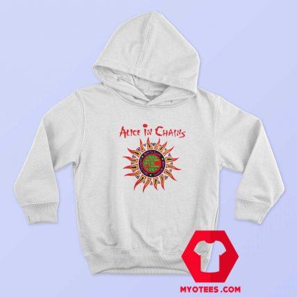 Alice In Chains Sun Logo Grunge Unisex Hoodie