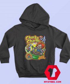 Chucky Charm Horror Movie Cereal Parody Hoodie